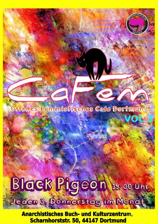 CaFem – Offenes Feministisches Café Dortmund