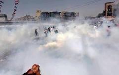 [Tränengas gegen #occupygezi]